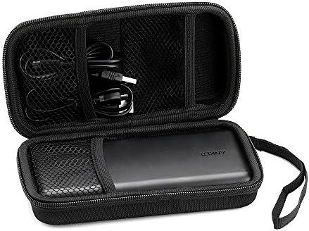 EasyAcc Funda de Batería Externa Estuche Protección Caja para Disco Duro Externo MP4 Auriculares Tarjetas SD TF Cable y Otros Accesorios: Amazon.es: Electrónica