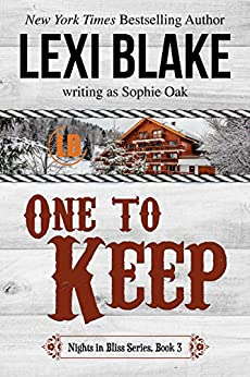 One To Keep by Lexi Blake