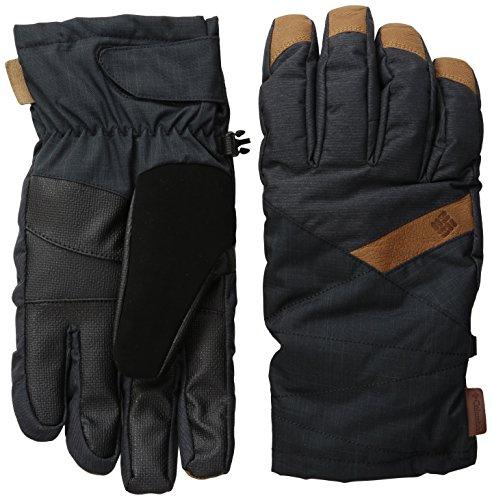 Columbia Men's St. Anthony Performance Gloves - Black Cross Dye/Black...