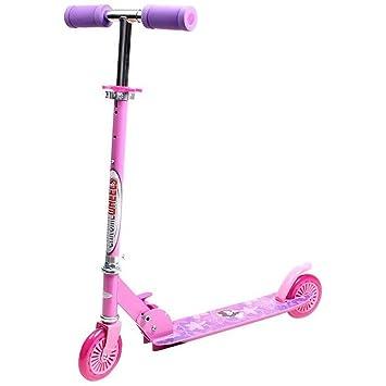 Amazon.com: cromado ruedas Cruiser glidekick patinete, color ...