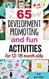 Best Books For 12 Month Olds - 65 Development-Promoting and Fun Activities for 12-18 Month Review