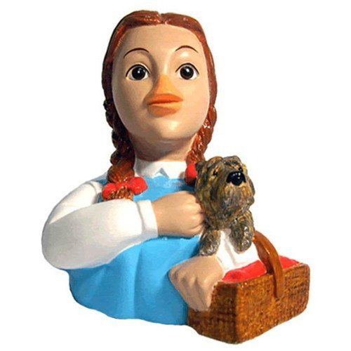 Lion From The Wizard Of Oz Costumes (CelebriDucks Wizard of Oz Dorothy Rubber Duck Bath Toy)
