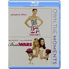 27 Dresse+bride Wars Bd Df-sac [Blu-ray] (2012)