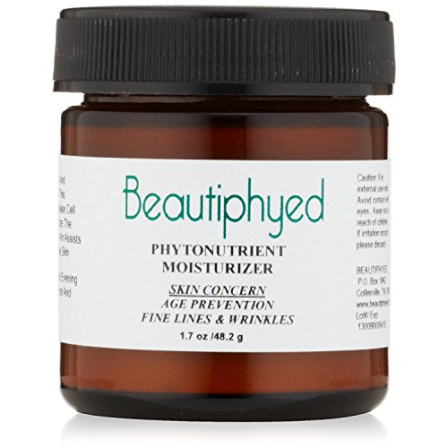 Beautiphyed Phytonutrient Moisturizer, 1.7 Ounce
