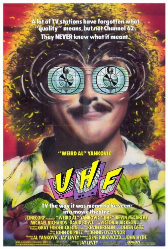 Image result for uhf movie poster