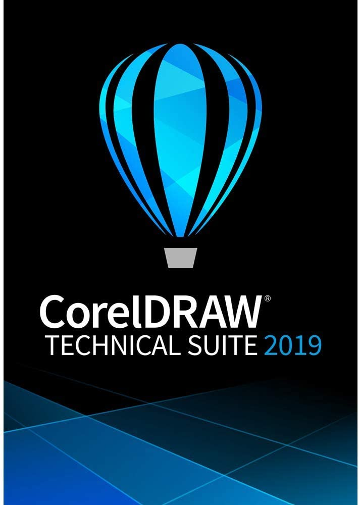 Amazon Com Coreldraw Technical Suite 2019 Technical Illustration Drafting Software Pc Download Old Version Software