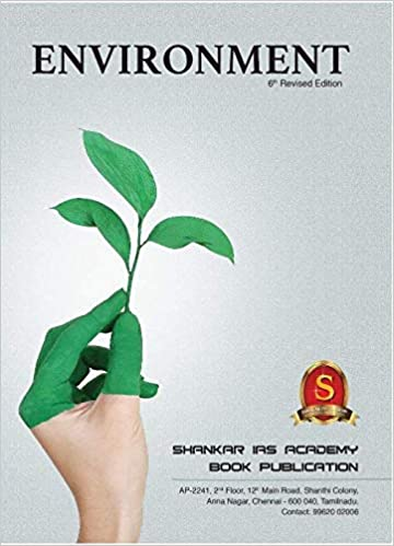Shankar Ias Environment Book Pdf