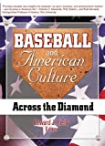 Baseball and American Culture, Edward J. Rielly and Frank Hoffmann, 0789014858