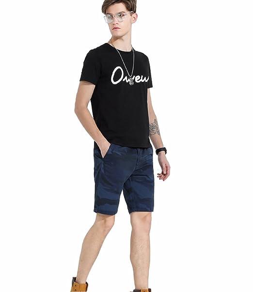 be806b6cd3 Hombres Verano Casual Camuflaje Shorts