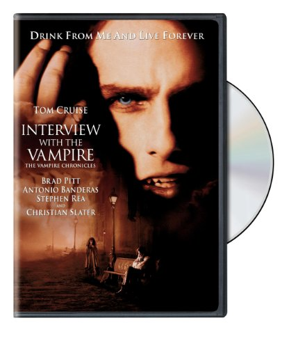 Interview with the Vampire: The Vampire Chronicles (Movies On Dvd Brad Pitt)