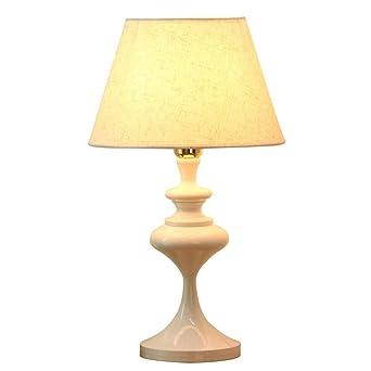 Lámpara de mesa JFHGNJ Lámpara de mesita de noche Lámpara de sala ...