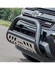 ARIES B35-4015 3-Inch Black Steel Bull Bar, No-Drill, Select Chevrolet Colorado, GMC Canyon
