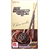 Lotte Pepero Choco Cookie, 1.13 oz (Pack of 5)