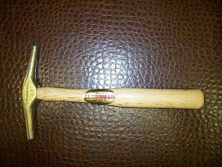 Upholstery Hardware- Magnetic Tack Hammer