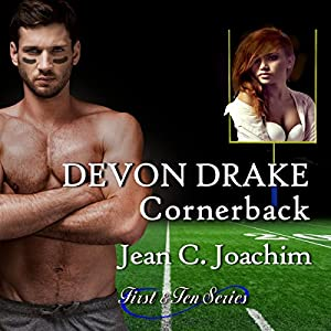 Devon Drake, Cornerback Audiobook