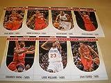 2011/12 Panini Hoops Philadelphia 76ers Sixers Team Set (7 Cards) Andre Igoudala, Louis Williams, Elton Brand, Evan Turner
