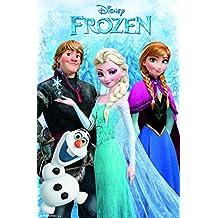 """Trends International 24x36 Frozen-Group Premium Wall Poster, 22.375"""" x 34"""""""