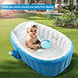 Baby Inflatable Bathtub, Portable Infant Toddler