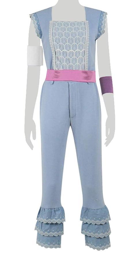 Amazon.com: Dahee Bo-Peep Disfraz de Halloween para mujer ...