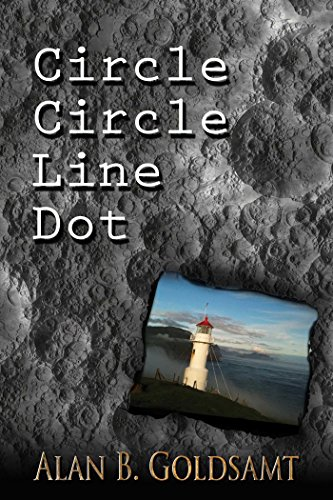 Circle Circle Line Dot by [Goldsamt,  Alan]