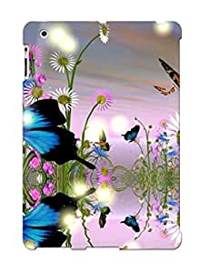 Jvvfay-123-qvqirpn Fantastic Butterfly Creensaver Animated Torrent Hare Fashion Tpu Case Cover For Ipad 2/3/4, Series