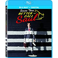 Better Call Saul: Season Three arrives on Blu-ray and DVD January 16 from Sony Pictures