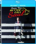Cover Image for 'Better Call Saul Season Three (Blu-ray + UltraViolet)'