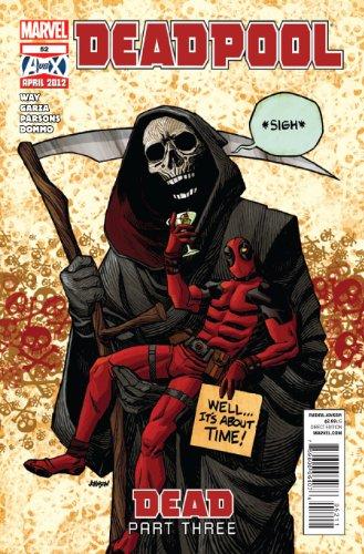 with Deadpool Comic Books design