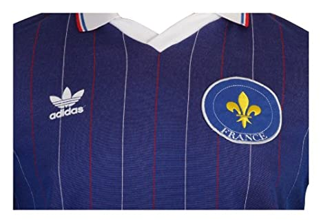 Adidas Originals E12 France Herren Fußball Langarmshirts
