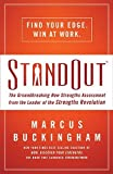 Standout (International Edition): The Groundbreaking New Strengths Assessment from the Leader of the Strengths Revolution by Marcus Buckingham (2011-09-01)