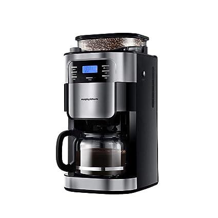 Cafetera Máquina de café Totalmente automática Uso doméstico pequeña máquina de molienda Comercial máquina de café