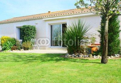 Maison Contemporaine et son jardin (73264603), Wallpaper, 30 ...