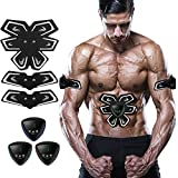 Cheap OlymFits Abdominal Muscle Toner, Body Muscle Trainer Fat Burner – 6 Modes & 9 Levels – Fitness Equipment for Men and Women.