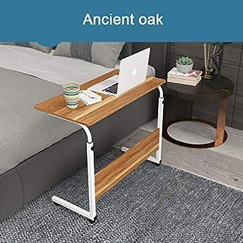 Nclon Mesa para Ordenador Plegable Soporte para Laptop Portátil de Aluminio,Mesa para Ordenador Plegable Portátil Mesita para Cuadernos Portátil: Amazon.es: ...