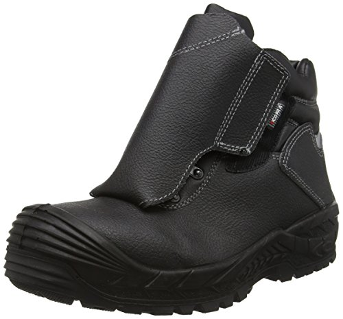 Cofra 13541-000.W40 Fuse S3 Hro SRC Chaussure de sécurité Taille 40 Noir
