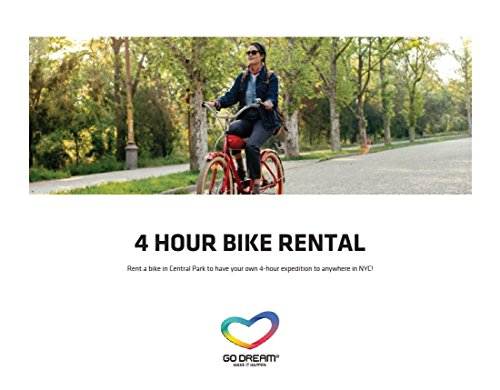 Columbus Circle Information - 4 Hours Bike Rental Experience in New York Gift Card NYC - Sent in a Gift Package