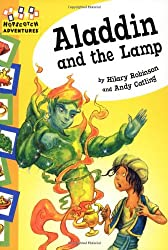 Hopscotch Adventures: Aladdin and The Lamp