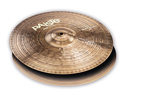 (Paiste 900 Series Heavy Hi-hat Cymbals - 15