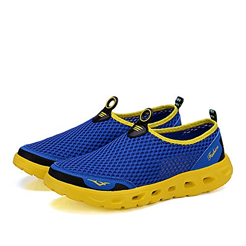 yellow Men Shoes Women Quick Blue Water Beach Sneakers Trekking Outdoor Fashion River Ultra Footwear Jacky's Sandals qEnwZPtF4x