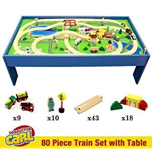 Conductor Carl 80 Piece