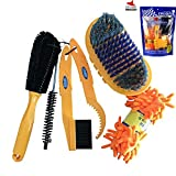 Pusheng Bicycle Cleaning Brush Bicycle Cleaning Kit Bicycle Cleaning Kit Mountain Bike Car Wash Package