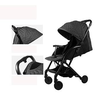Olydmsky Carro Bebe,Bebé Plegable Cochecito portátil Mini Cochecito de bebé Puede Sentarse en un Coche de bebé niños Paraguas: Amazon.es: Hogar