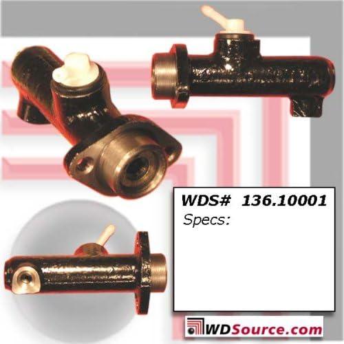 Centric Parts 136.10001 Clutch Master Cylinder