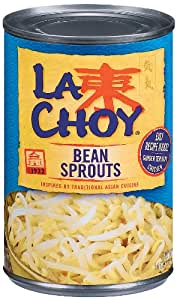 La Choy Bean Sprouts, 14 oz (Pack of 24)
