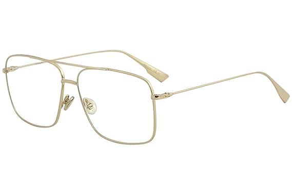 92a52313f8 Amazon.com  Christian Dior Eyeglasses Women s DiorStellaireO3 J5G ...