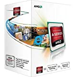 Amd Dual-Core A4-Series Apu, A4-4000 With Radeon Hd 7480d, 3.2ghz L2 Cache 1mb W