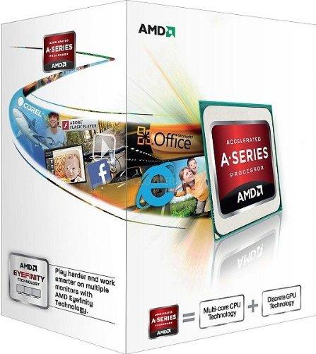 AMD A10-5700 APU 3.4Ghz Processor AD5700OKHJBOX