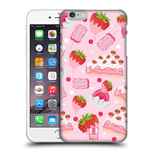 Head Case Designs Fragola Delizie Cover Retro Rigida per Apple iPhone 6 Plus / 6s Plus