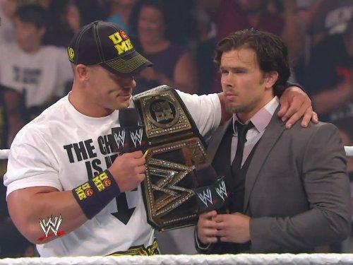 WWE Monday Night Raw - July 15, 2013