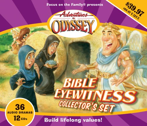 Adventures in Odyssey: Bible Eyewitness Collector's Set by Tyndale Entertainment (Image #2)